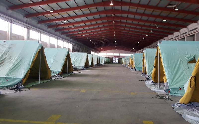 Δομή φιλοξενίας προσφύγων